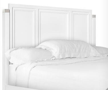 Magnussen B230474 Clearwater Series  California King Size Panel Bed