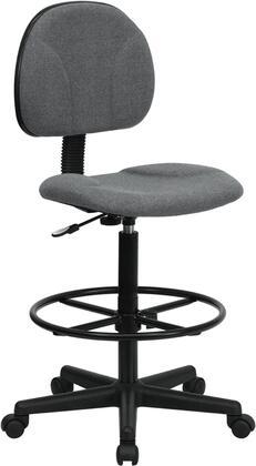 "Flash Furniture BT659GRYGG 20"" Contemporary Office Chair"