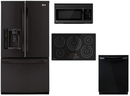 LG 729160 Kitchen Appliance Packages