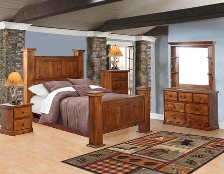 Chelsea Home Furniture Hide-Away 85QNG-5PCSET-GO Lifestyle