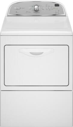 Whirlpool WED5600XW Cabrio Series 7.4 cu. ft. Electric Dryer, in White