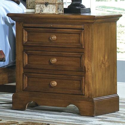 American Woodcrafters 36000430  Rectangular Wood Night Stand