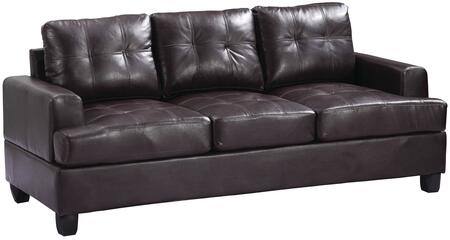 Glory Furniture G585AS  Stationary Bycast Leather Sofa
