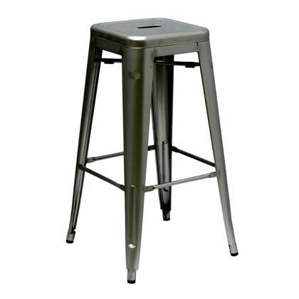 Fine Mod Imports FMI10015-30 Talix Bar Chair In (Two Chairs Per Box)