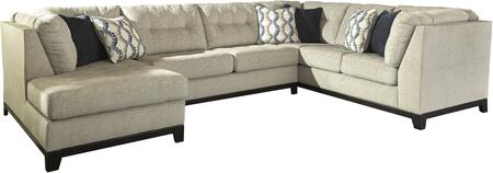 Signature Design by Ashley 15004671634 Beckendorf Series Stationary Fabric Sofa
