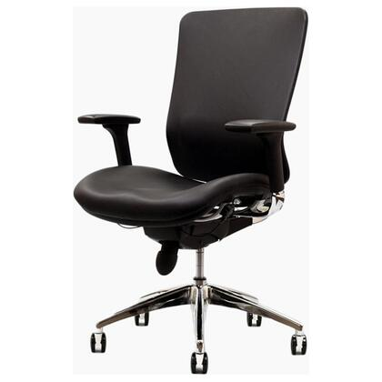 """East End Imports EEI501BLK 42""""  Office Chair"""