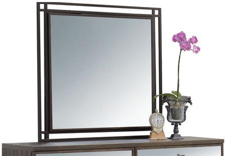 Acme Furniture 20954 Adrianna Series Square Both Dresser Mirror