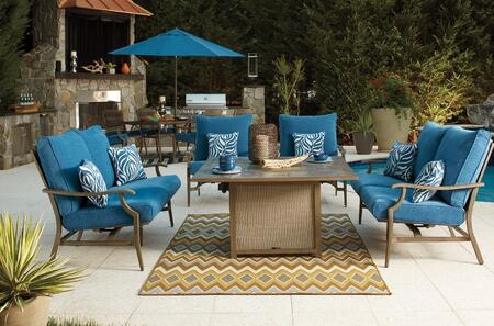 Signature Design by Ashley P5567725S Partanna Patio Sets