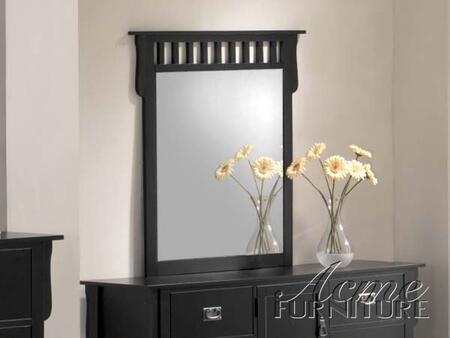 Acme Furniture 01764A Ridgeville Series Rectangular Landscape Dresser Mirror
