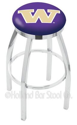 Holland Bar Stool L8C2C25WASHUN Residential Vinyl Upholstered Bar Stool