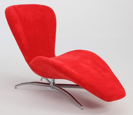 Chintaly CARRERARED  Lounge Chair
