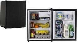 Sanyo SRA2480K  Compact Refrigerator with 2.4 cu. ft. Capacity