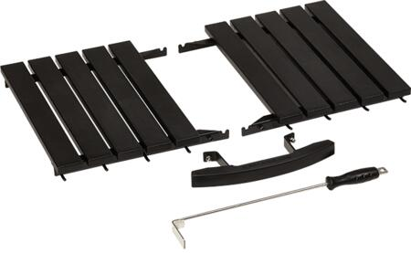 Kamado Joe BigJoe HDPE Upgrade Kit (shelves & handle)