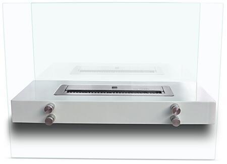 Brasa BR06WH Murano Series  Bioethanol Fireplace