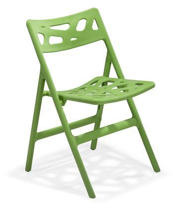 Zuo 106277 Modern Polypropelene Frame Dining Room Chair