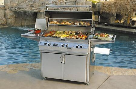 FireMagic E790S2L1P63W Freestanding Grill, in Stainless Steel