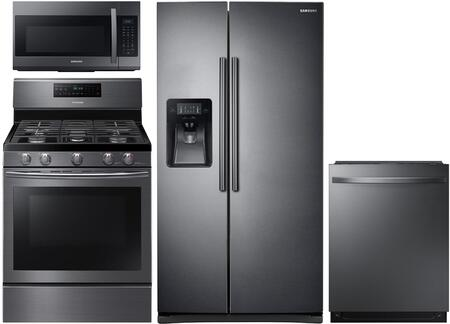 Samsung Appliance 730734 Black Stainless Steel Kitchen Appli
