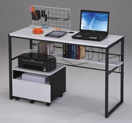 Acme Furniture 92072SET Ellis Desks