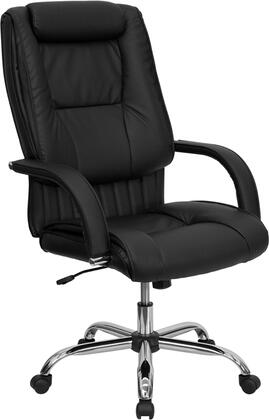 """Flash Furniture BT9130BKGG 27"""" Contemporary Office Chair"""