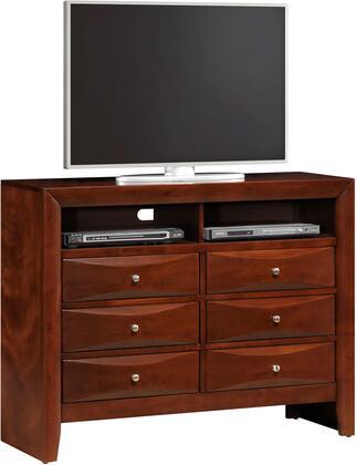 Glory Furniture G1550TV2  Veneers Chest
