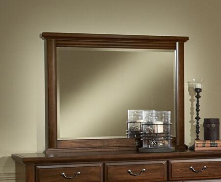 Vaughan-Bassett 780446  Rectangular Portrait Dresser Mirror
