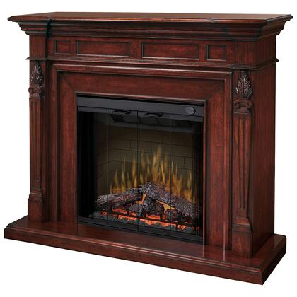 Dimplex SEPBW4217FB Torchiere Series Vent Free Electric Fireplace