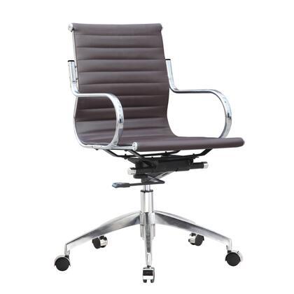 Fine Mod Imports FMI10226 Twist Office Chair Mid Back