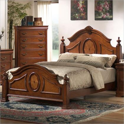 Coaster 200481Q Richardson Series  Queen Size Poster Bed