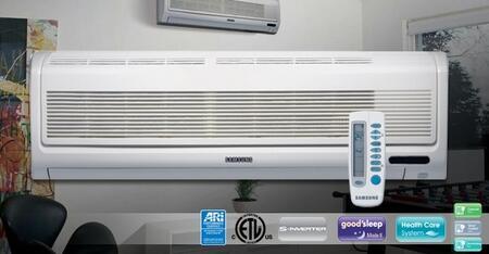 Samsung AQV36JAX Mini-Split Air Conditioner Air Conditioner Cooling Area,