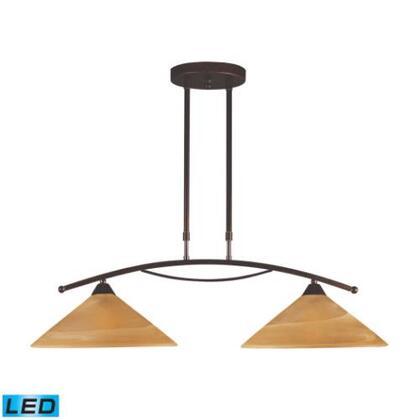 elk lighting 6551 2 led