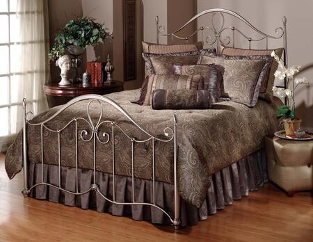 Hillsdale Furniture 1383BKR Doheny Series  King Size Poster Bed