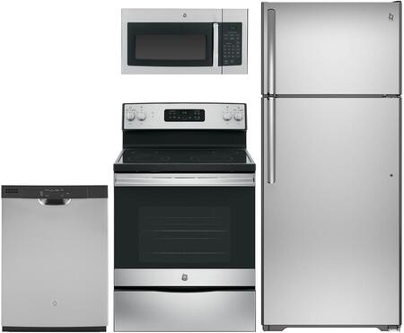 GE 724239 Kitchen Appliance Packages