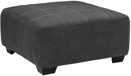 Flash Furniture FBC2869OTTSLAGG Sorenton Series Contemporary Fabric Wood Frame Ottoman