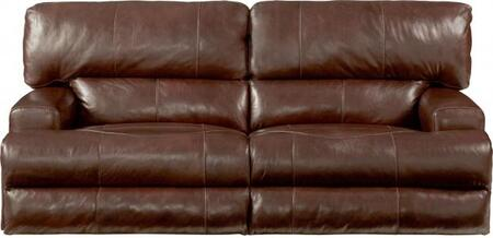 Catnapper 764581128319308319 Wembley Series  Leather Sofa