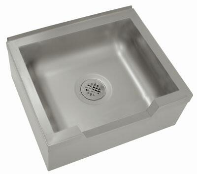 Advance Tabco 9-OP Floor Mounted Mop Sink
