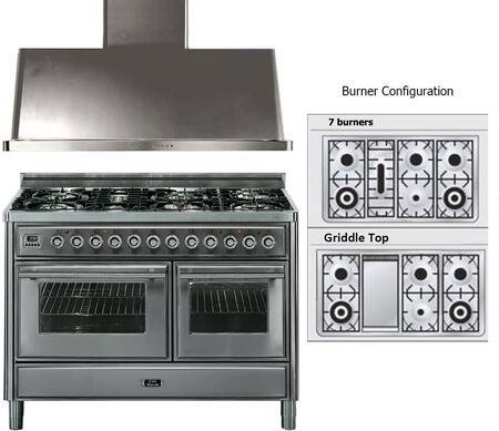 Ilve 721460 Kitchen Appliance Packages