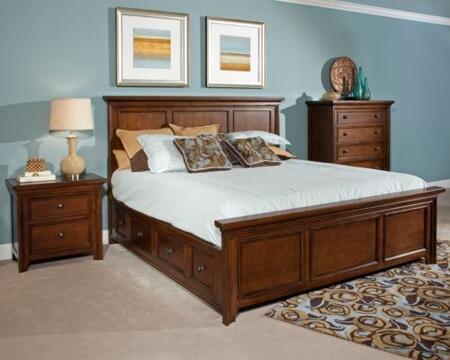 Broyhill ABBOTTBAYBEDKSET4 Abbott Bay Bedroom Sets