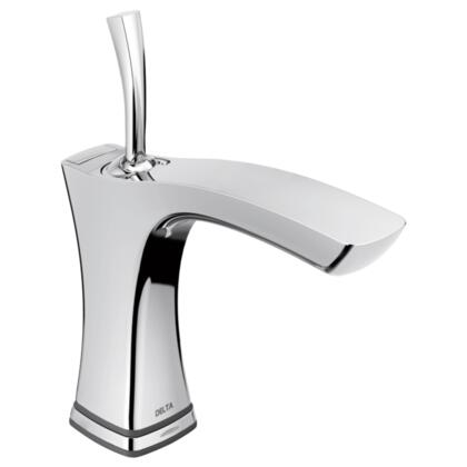 Tesla  552TLF Delta Tesla: Single Handle Lavatory Faucet with Touch2O.xt Technology in Chrome
