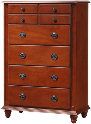 Glory Furniture G5900CH  Veneers Chest