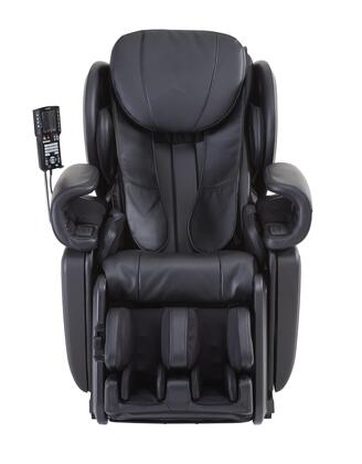 Johnson Wellness J6800 Series JMR00xx Multi-Function 4D Massage Chair with 46 Massage Techniques, 31 Airbags, 2 Ball 3D Massage Head, Rotating Ottoman and Mp3 Streaming in