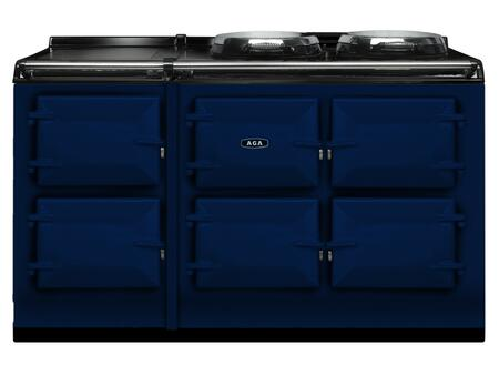 AGA ATC5DBL Total Control Series Slide-in Electric Range with  in Dark Blue
