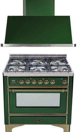 Ilve 720035 Majestic Kitchen Appliance Packages