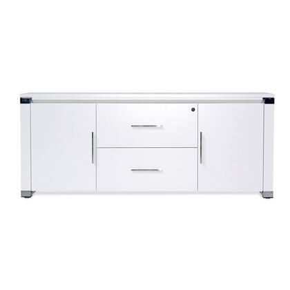 """Unique Furniture 5869-X Lacquer 71"""" Credenza"""