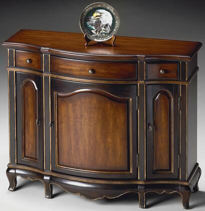 "Butler 1684104 Artists"" Originals Series Freestanding Wood 3 Drawers Cabinet"