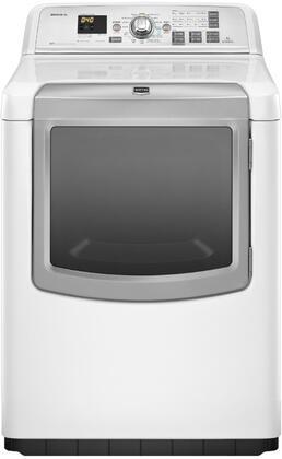 Maytag MGDB950YW Gas Bravos XL Series Gas Dryer