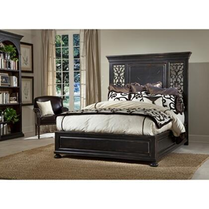 Ambella 02197200090  King Size Panel Bed