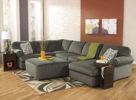 Milo Italia MI1604SECOT2PEWT Kianna Living Room Sets