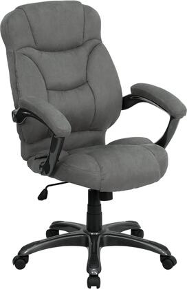 """Flash Furniture GO725GYGG 27.5"""" Contemporary Office Chair"""