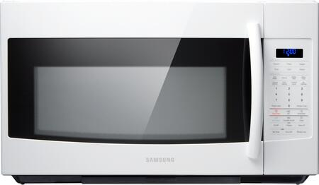 Samsung Appliance SMH1927W 1.9 cu. ft. Capacity Over the Range Microwave Oven