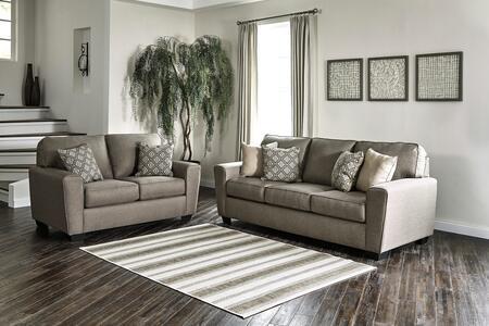 Milo Italia MI8018SLCASH Baylee Living Room Sets